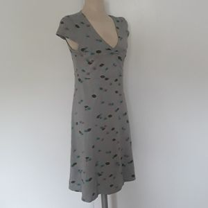 Toad and co printed dress